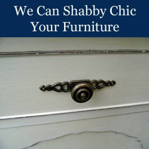 Shabby chic painting service