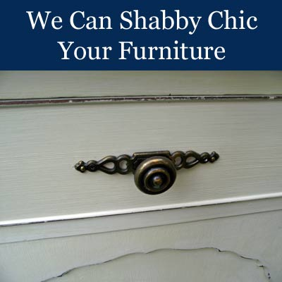 Contact us for shabby chic