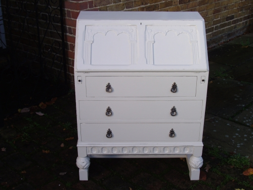 Shabby chic desk job